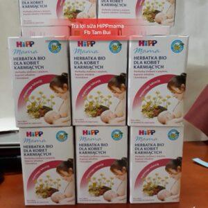 Trà lợi sữa HiPP Mama Bio Organic Nursing Tea